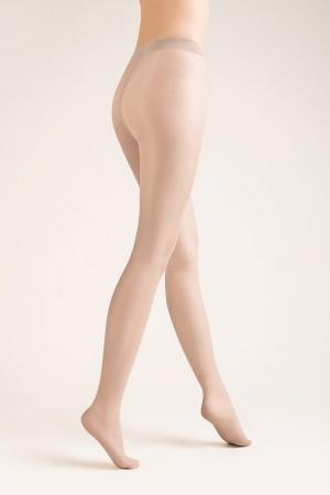 Gabriella Exclusive 10 den sukkahousut, väri perla