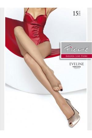 Fiore Eveline 15 den sandaalisukkahousut, paketti