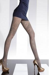 Fiore Perletta 20 den kuvioidut sukkahousut