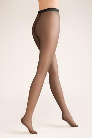 Gabriella Exclusive 20 den sukkahousut, väri musta