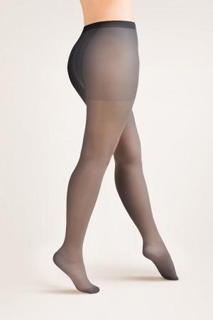 Gabriella Rubensa 20 den PLUS-koon sukkahousut, väri grafiitti