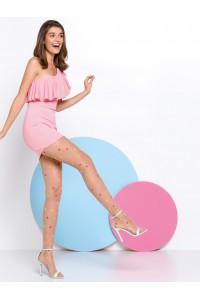 Gabriella Joy kuvioidut sukkahousut