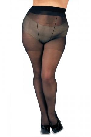 Glamory Supersize 20 den sukkahousut, musta