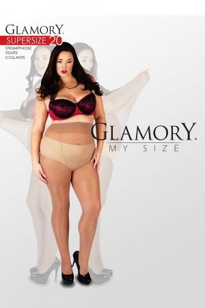 Glamory Supersize 20 den sukkahousut