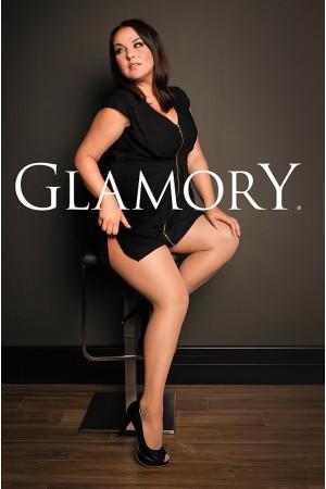 Glamory Satin 20 den kiiltävät sukkahousut