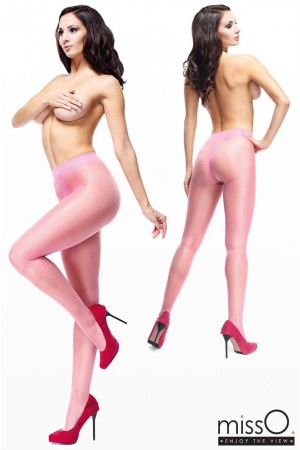 missO 20 den avonaiset sukkahousut, vaalea pinkki