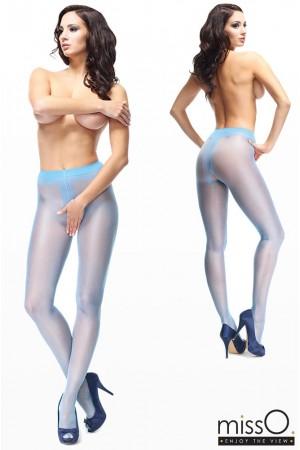 missO 20 den avonaiset sukkahousut, vaalea sininen