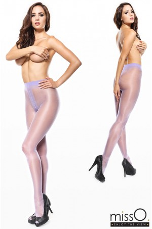 missO 20 den avonaiset sukkahousut, vaalea violetti