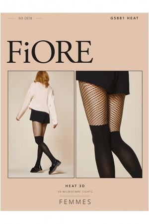 Fiore Heat 40 den over-the-knee look sukkahousut, paketti