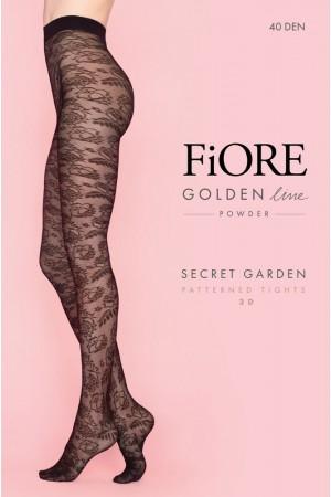 Fiore Secret Garden 40 den sukkahousut, paketti