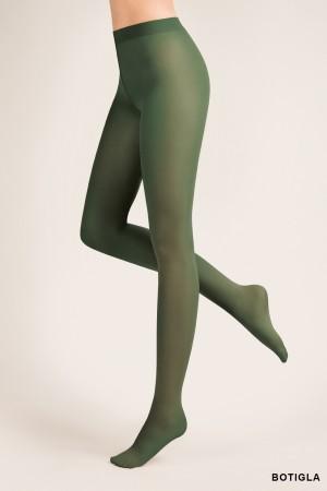 Gabriella 40 den mikrokuitu sukkahousut, väri botigla