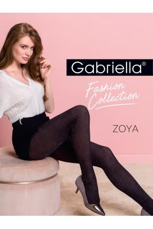Gabriella Zoya lurex pystyraita sukkahousut, paketti