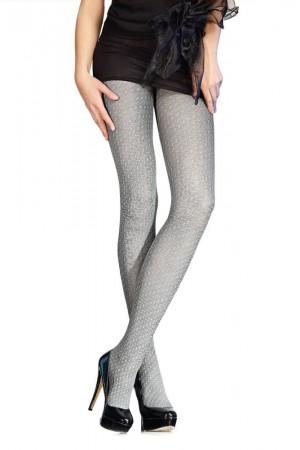Marilyn Diana 802 40 den sukkahousut, kuviointi
