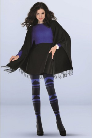 Gabriella Abby kuvioidut sukkahousut