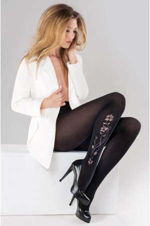 Gabriella Veronic kuvioidut sukkahousut