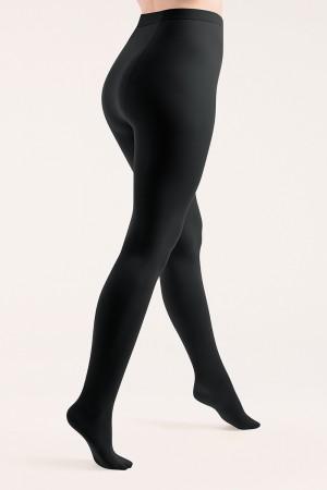 Gabriella 60 den plus koon mikrokuitu sukkahousut, väri nero