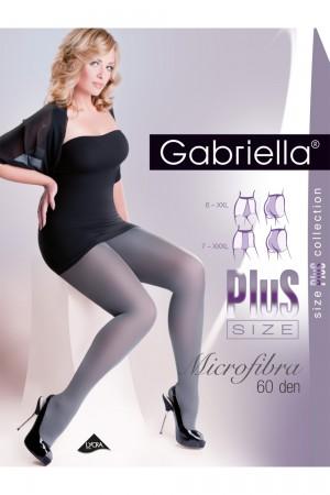 Gabriella 60 den plus koon mikrokuitu sukkahousut, paketti