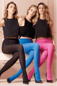 Trasparenze Sophie 70 den värikkäät sukkahousut