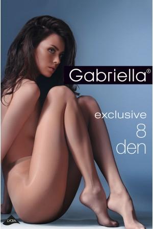 Gabriella Exclusive 8 den sukkahousut, paketti