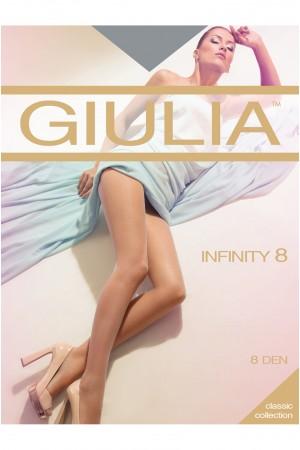 Giulia Infinity 8 den sukkahousut, paketti