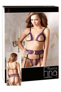 Cottelli Collection violetti alusasusetti