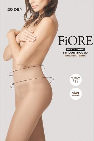 Fiore Fit Control 20 den muotoilevat sukkahousut, paketti
