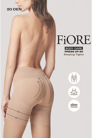 Fiore Press Up 20 den muotoilevat sukkahousut, paketti