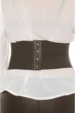KouCla Bodice look waist belt, takaa