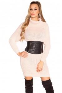 KouCla Corsage look waist belt