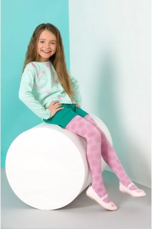 Gabriella Lusia lasten kuvioidut sukkahousut