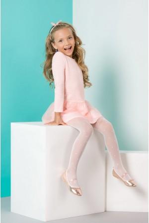Gabriella Nela lasten kuvioidut sukkahousut