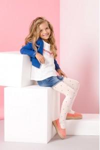 Gabriella Pipi lasten kuvioidut sukkahousut