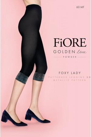 Fiore Foxy Lady 60 den leggingsit, paketti