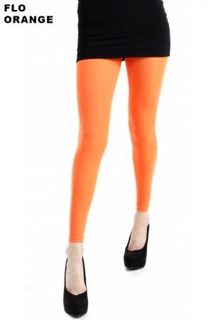 Pamela Mann 50 den leggingsit, flo orange
