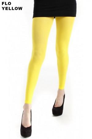 Pamela Mann 50 den leggingsit, flo yellow