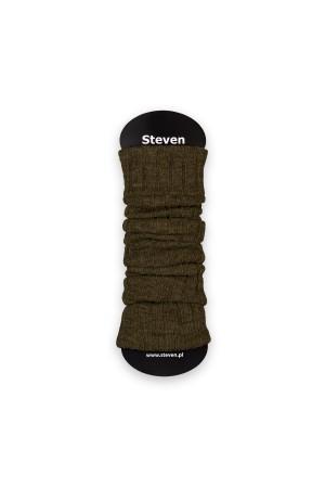 Steven villasekoite säärystimet, väri dark olive