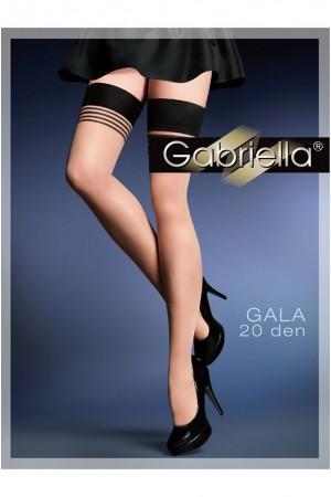 Gabriella Gala 20 den stay up -sukat, paketti