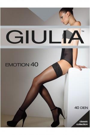 Giulia Emotion 40 den stay up-sukat, paketti