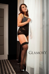 Glamory Allure 20 den stay up -sukat
