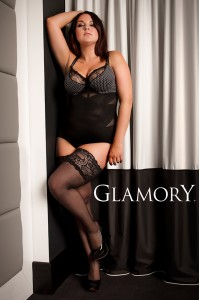 Glamory Comfort 20 den stay up -sukat