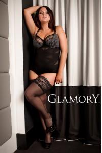 Glamory Comfort 20 den stay up -sukat