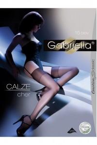 Gabriella Cher 15 den sukkanauhasukat