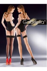 Gabriella Lido sukkanauhasukat saumalla