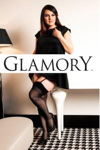 Glamory Perfect 20 den sukkanauhasukat