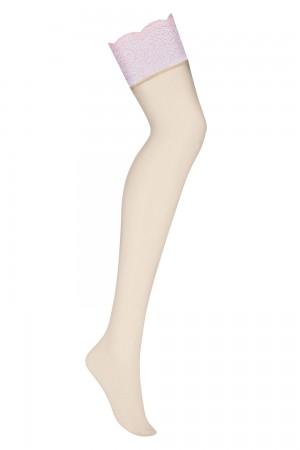 Obsessive Girlly 15 den sukkanauhasukat, pelkkä sukka