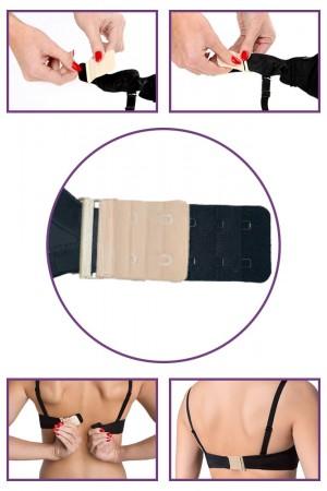 Julimex rintaliivien 2-rivinen lyhentäjä, ohje