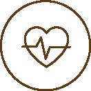 Tukee verenkiertoa ja ehkäisee turvotusta