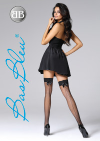 Bas Bleu stay up-sukat ja sukkahousut